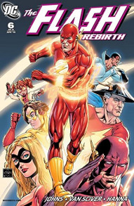 Flash: Rebirth #6