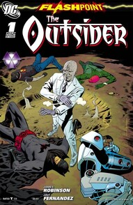 Flashpoint: The Outsider #1