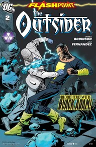 Flashpoint: The Outsider #2