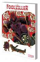 Foolkiller (2016) Vol. 1: Psycho Therapy TP Reviews