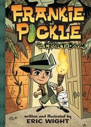 Frankie Pickle and the Closet of Doom #1