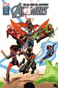 All-New, All-Different Avengers #1 (FCBD 2015)