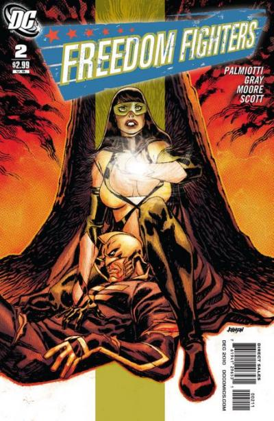 Freedom Fighters  2 Reviews  2010  At Comicbookroundup Com