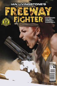 Freeway Fighter #4