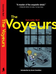 Gabrielle Bell's 'The Voyeurs' Shows a Mastery of Autobiographical Storytelling #1