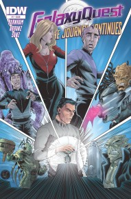 Galaxy Quest: The Journey Continues #1