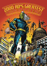 Galaxy's Greatest : Four Decades of 2000 AD #1