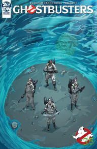 Ghostbusters: 35th Anniversary: Ghostbusters #1
