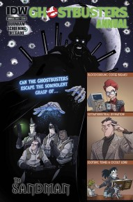 Ghostbusters Annual #2015
