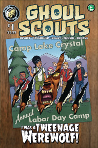 Ghoul Scouts: I Was A Teenage Werewolf