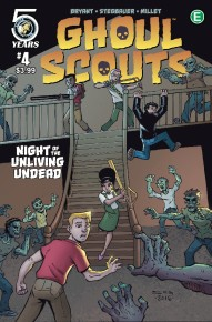 Ghoul Scouts: Night of the Unliving Undead #4