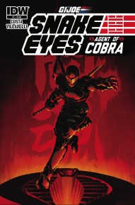 G.I. Joe: Snake Eyes - Agent of COBRA #1