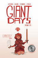 Giant Days Vol. 5 Reviews
