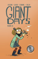 Giant Days Vol. 6 TP Reviews