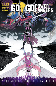 Go Go Power Rangers #11