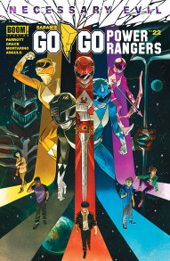 Go Go Power Rangers #22