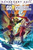 Go Go Power Rangers #27