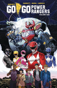 Go Go Power Rangers Vol. 1
