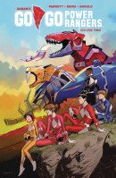 Go Go Power Rangers Vol. 2 TP Reviews