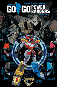 Go Go Power Rangers Vol. 4
