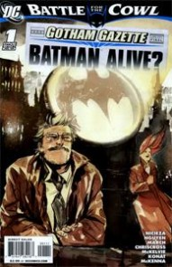 Gotham Gazette: Batman Alive?