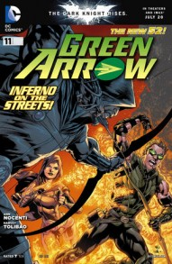 Green Arrow #11