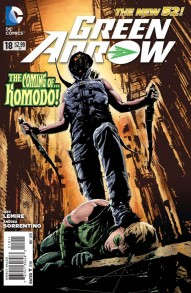 Green Arrow #18