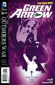 Green Arrow #29