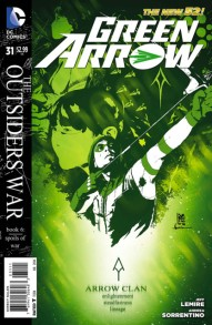 Green Arrow #31