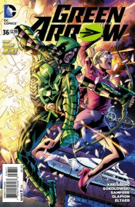 Green Arrow #36
