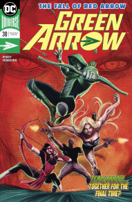 Green Arrow #38