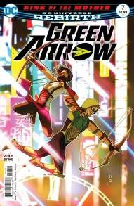 Green Arrow #7