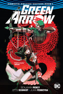 Green Arrow (2016) Vol. 1 Deluxe HC Reviews