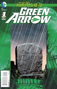 Green Arrow: Futures End