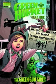 Green Hornet: Year One Special