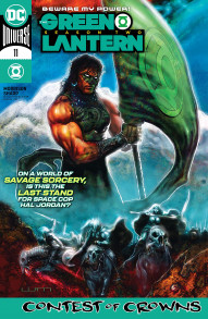 Green Lantern: Season Two #11