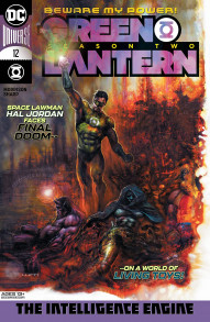 Green Lantern: Season Two #12
