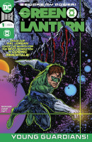 Green Lantern: Season Two #1