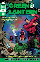 Green Lantern: Season Two #5