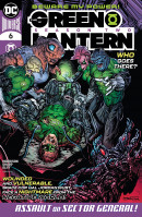 Green Lantern: Season Two #6