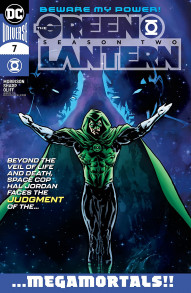 Green Lantern: Season Two #7