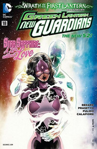 Green Lantern: New Guardians #18