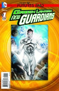 Green Lantern: The New Guardians: Futures End #1