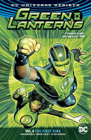 Green Lanterns Vol. 4: The First Rings TP Reviews