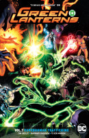 Green Lanterns Vol. 7: Superhuman Trafficking (o/a) TP Reviews