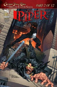 Grimm Fairy Tales: The Dream Eater Saga: The Piper