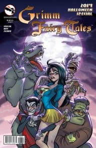 Grimm Fairy Tales: Halloween Special #2014
