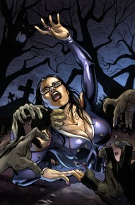 Grimm Fairy Tales: Halloween Special #2015