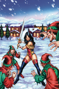 Grimm Fairy Tales: Holiday Special #2017