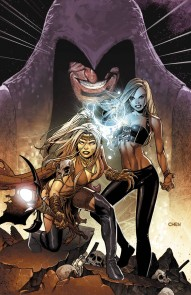 Grimm Fairy Tales Presents: Coven #1